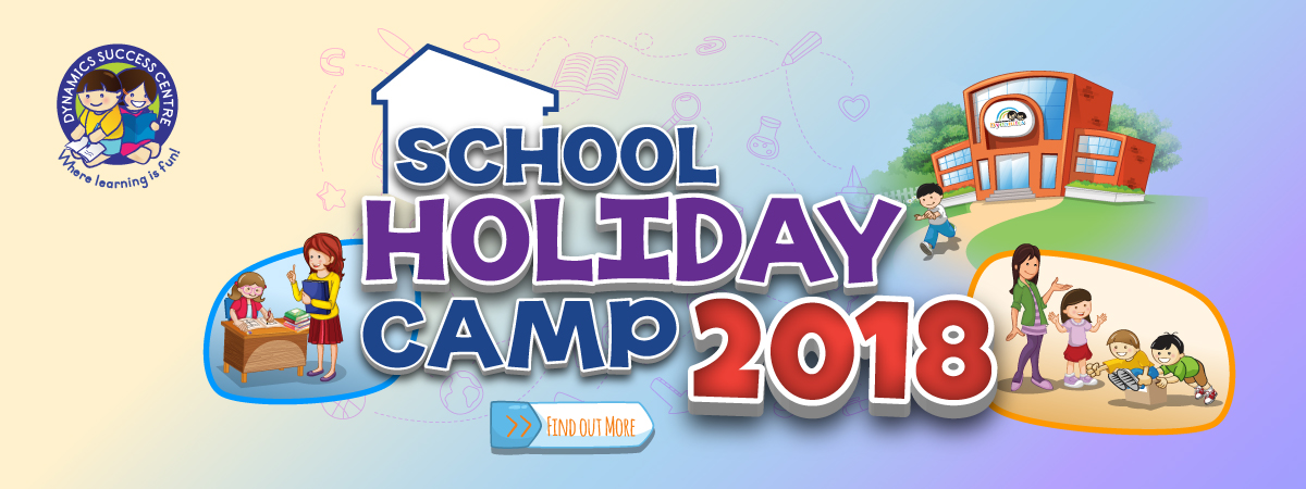 School Holiday Camp 2018